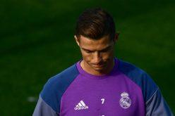 رونالدو يتدرب بمفرده بعد تعرضه لإصابة