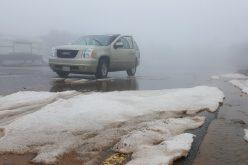 """""""الأرصاد"""": تساقط الثلوج على شمال المملكة.. وأمطار بـ9 مناطق"""