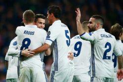 ريال مدريد وبايرن ميونيخ يقطعان نصف الطريق