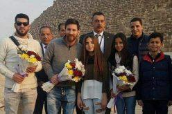 """ميسي في القاهرة لإطلاق حملة لعلاج فيروس """"سي"""""""