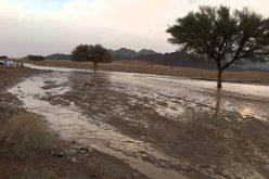 الأرصاد: أمطار رعدية على الرياض والشرقية والقصيم ونجران وجازان