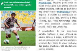 أهلاوي سابق مرشح للانتقال لكورنثيانز البرازيلي