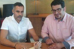 البرتغالي جوميز يوقع رسمياً للتعاون