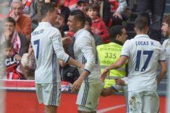 كاسيميرو ينقذ ريال مدريد من فخ بيلباو