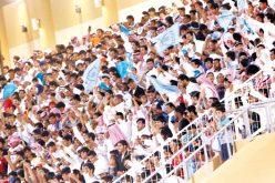 رقم قياسي جديد لجماهير الباطن على ملعبها بحضور 5222 مشجع للقاء الوحدة