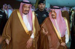 خادم الحرمين يصل الرياض بعد انتهاء جولته الآسيوية
