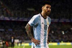 """برشلونة ينتقد قرار """"فيفا"""" بإيقاف ميسي"""