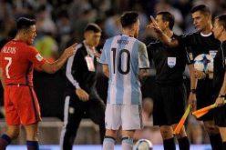 """""""فيفا"""" يوقف ميسي 4 مباريات دولية"""