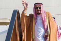 الملك سلمان يصل الرياض قادمًا من الأردن