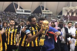 باعشن يهدي الفوز للجماهير .. ونور يؤكد بأن هدوء اللاعبين هو من قادهم للقب