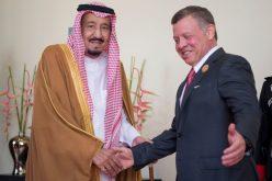 خادم الحرمين لملك الأردن: الزيارة أتاحت توطيد العلاقات.. ودوركم بارز في إنجاح القمة