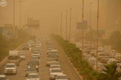 الدفاع المدني في الرياض: تقلبات جوية تبدأ من اليوم