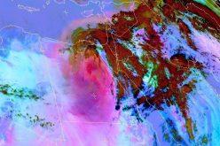 """مدني تبوك يحذر مواطني المنطقة ومقيميها من تبعات العاصفة """"مدار"""""""