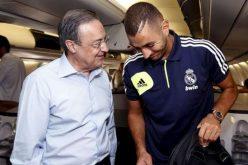 بنزيما: إنهاء مسيرتي في ريال مدريد «حلم»