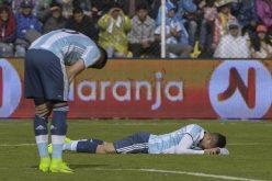 الأرجنتين تدفع ثمن عقوبة ميسي