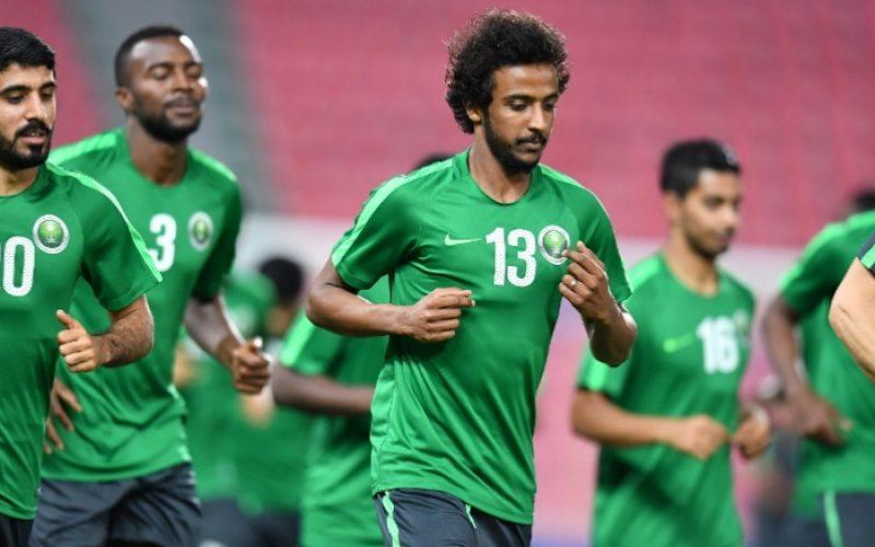 الشهراني يطمح بتحقيق الحلم التأهل إلى كأس العالم