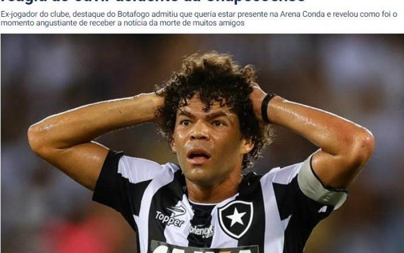 الشباب أنقذ لاعب برازيلي من موت محقق