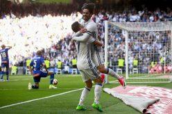 ريال مدريد يحلّق في الصدارة بثلاثية ألافيس