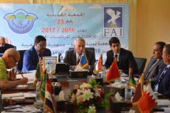 تزكية الدكتور السويلم رئيساً للاتحاد العربي للرياضات الجوية