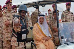 أمير الرياض: قوات الأمن الخاصة سد منيع لكل من يحاول أن يسيء لهذا الوطن