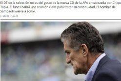 صحيفة أرجنيتينة تعكر أجواء فرح الهلاليين بالإنتصار في الديربي