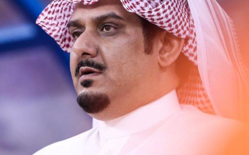 نواف بن سعد: أستحقينا الفوز ولم نتأثر بالغيابات وسنحسم أمر دياز في مايو