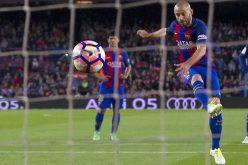 """ماسكيرانو .. أول هدف بقميص """"البرسا"""""""
