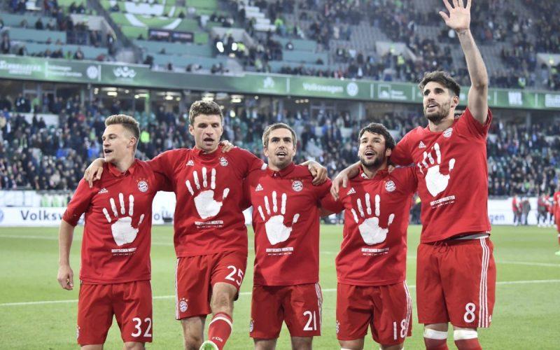 العملاق البافاري بطلا للدوري الألماني
