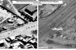 تأييد عالمي للقصف الأمريكي لقاعدة بشار في الشعيرات