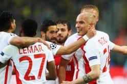 موناكو يقترب من نصف نهائي أبطال أوروبا