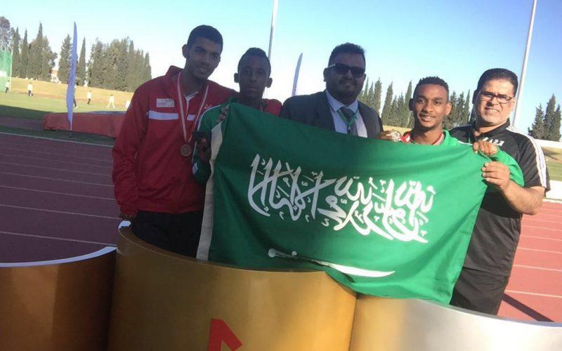 منتخب المملكة لذوي الاحتياجات الخاصة يحتل المركز الرابع في ملتقى تونس الدولي لألعاب القوى