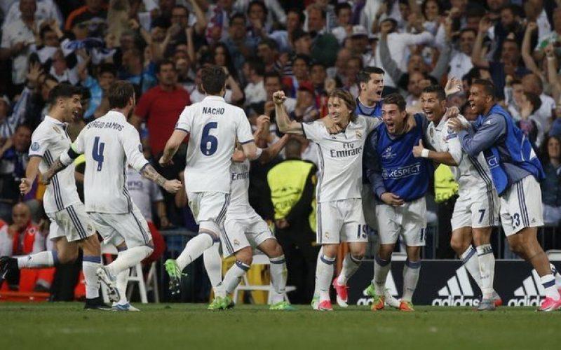 """""""المدمر"""" رونالدو يقود ريال مدريد لقهر بايرن"""
