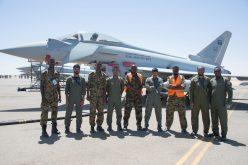 استمرار مناورات التمرين الجوي السعودي السوداني المشترك (الدرع الأزرق1)