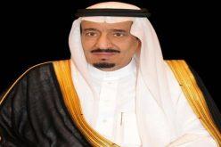 """الملك سلمان يرعى الحفل الختامي لمهرجان الملك عبدالعزيز للإبل ويدشن """"القرية السعودية"""""""