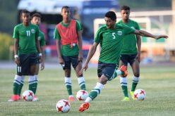 الأخضر الشباب ينهي معسكره الإعدادي لكأس العالم