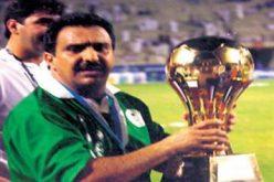 الخراشي يقود قدامى الأخضر أمام قطر في افتتاح دوري الصالات