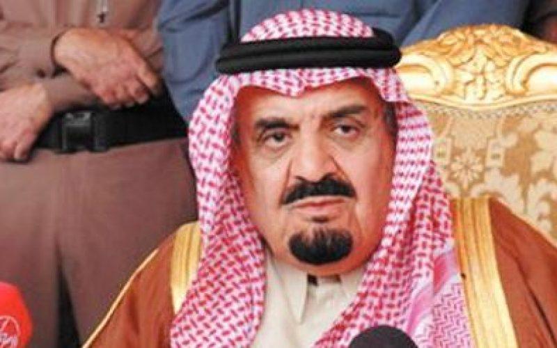 الديوان الملكي : وفاة الأمير مشعل بن عبدالعزيز آل سعود رحمه الله