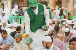 """أكثر من 2 مليون وجبة إفطار وسحور تقدمها """"هدية"""""""