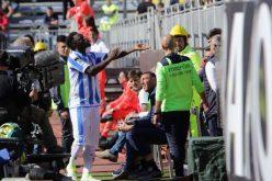 مونتاري يترك أرضية الملعب بسبب عنصرية جمهور كالياري