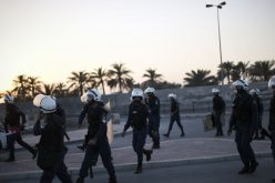 عملية أمنية بحرينية لفرض الأمن وإزالة المخالفات