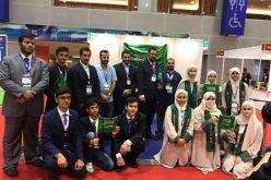 طلاب المملكة يحصدون ميداليات معرض آيتكس الدولي للاختراعات