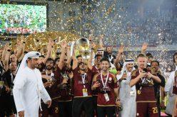 الوحدة بطلا لكأس رئيس الإمارات للمرة الثانية في تاريخه