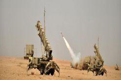 التحالف يعترض صاروخا باليستيا أطلقته ميليشيا الحوثي شمال الرين