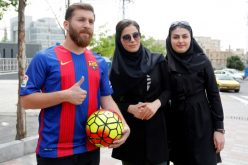 شبيه ميسي في سجون إيران