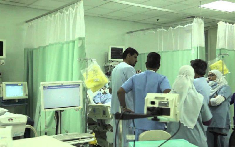 توفير العناية المركزة والطوارئ بالمرافق الصحية لـ 70 % من المرضى خلال 4 ساعات