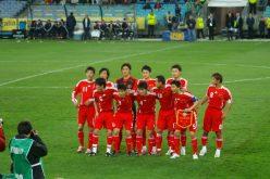 منتخب الصين يشارك في الدوري الألماني