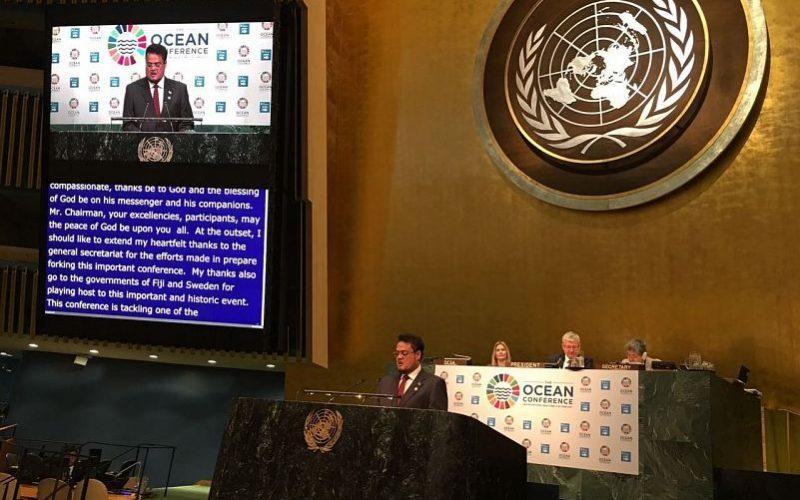 المملكة تؤكد استمرار دعمها التوجهات الدولية والإقليمية لحماية بيئة البحار والمحيطات