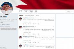 خالد آل خليفة: إحضار قطر الجيوش الأجنبية تصعيد عسكري تتحمله الدوحة