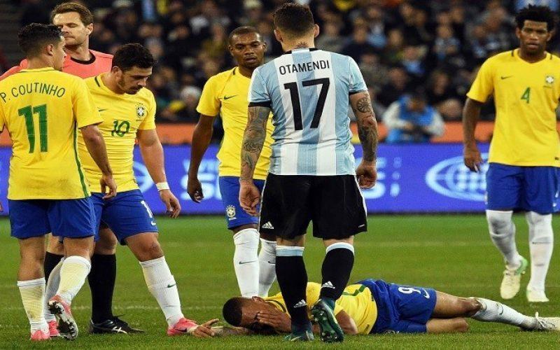 جيسوس يغيب عن منتخب البرازيل بسبب الإصابة