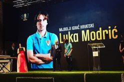 مودريتش أفضل لاعب في كرواتيا للسنة الخامسة على التوالي